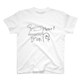 Iron heart T-shirts