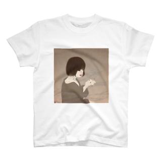 二人だけの秘密だったらいいのに。 T-shirts