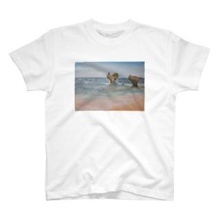 ハートロック T-shirts