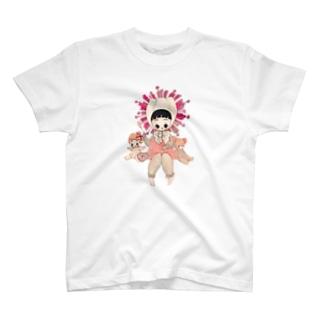 乳歯の妖精 T-shirts
