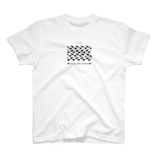 200cm -クイナ- T-shirts