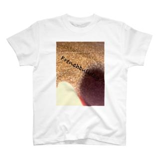 コルクの床とフレブル推し T-shirts