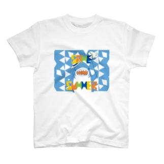 SAMEづくし_SUMMER T-shirts