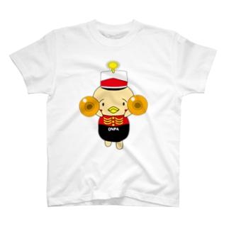 オンパ シンバル Tシャツ