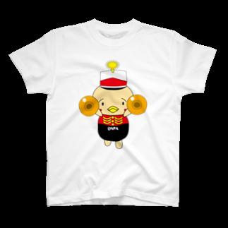 高田万十のオンパ シンバル T-shirts