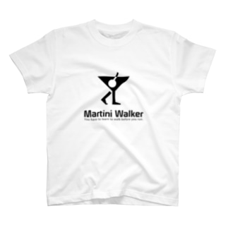 Martini Walker T-shirts