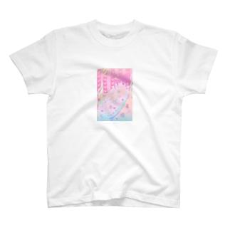 入浴女 T-shirts