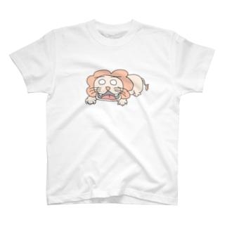 グーグーライオン T-shirts