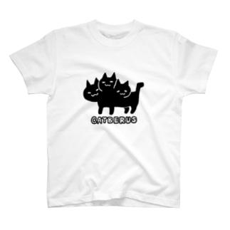 ネコベロスちゃん T-shirts