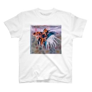 ベタ☆タイガー🐯 T-shirts