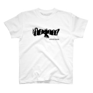 蝙麦感情ゼロTシャツ T-shirts