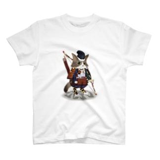 源平戯画 : 那須与一 T-shirts