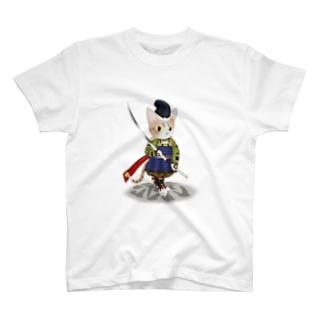 源平戯画 : 伊勢義盛 T-shirts