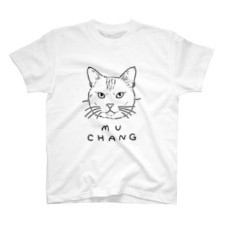 ムーチャン T-shirts