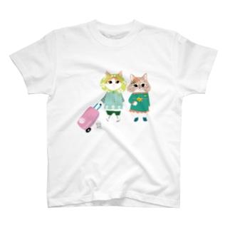 ヲカシな童話杏季 T-shirts