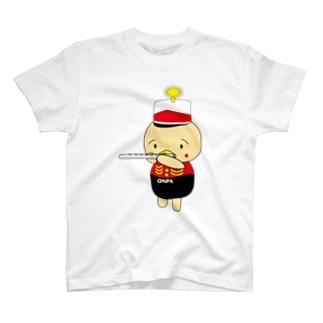 オンパ フルート Tシャツ