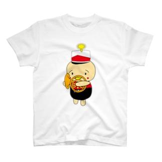 オンパ ホルン T-shirts