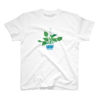 ポトス T-shirts