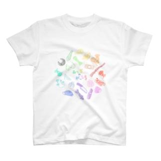 おとがくロゴ入りTシャツ T-shirts