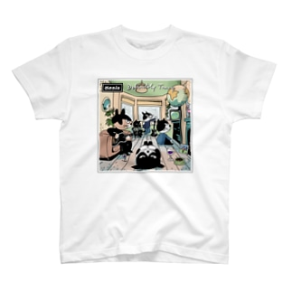 ネコアシス T-shirts