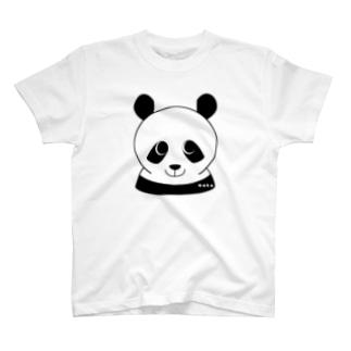 パンダです T-shirts