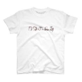 フェレT(薄) T-shirts