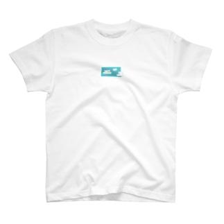 うんち飛行 T-shirts