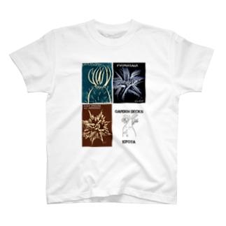 garden decks kiyota様 T-shirts