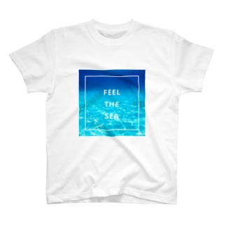 FEEL  THE SEA T-shirts