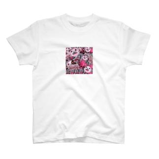 旅するクレープ屋さん T-shirts