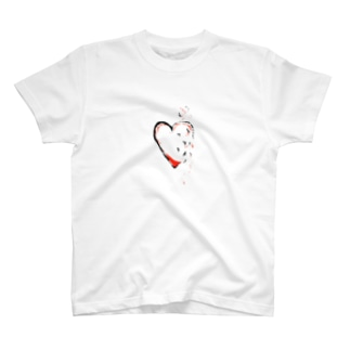 Heart Blake T-shirts