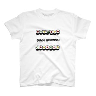 細巻 T-shirts