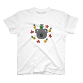 パッション・コアラ T-shirts