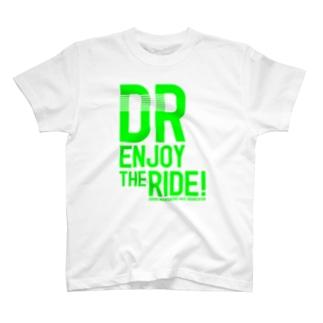 DR_Tシャツ別ロゴバージョン_気まぐれカラー T-shirts