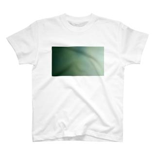 ぐりーんの柚葉色 T-shirts