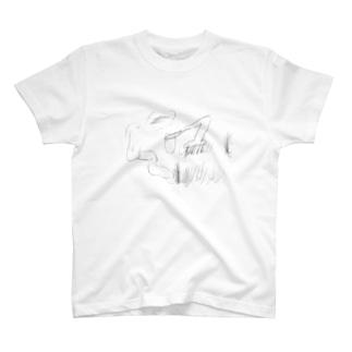 芝刈り機 T-shirts