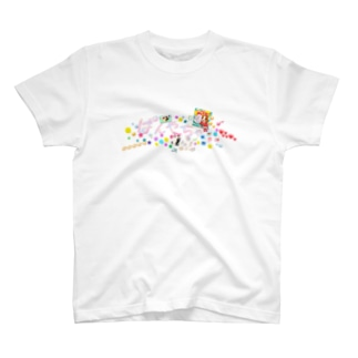 平成のウチらのシール帳MAX T-shirts