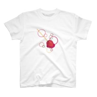 宝石いちご飴 T-shirts