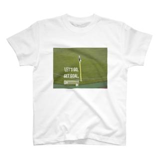 corner flag vol.2 T-shirts