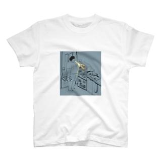 深夜二時の衝動 T-shirts