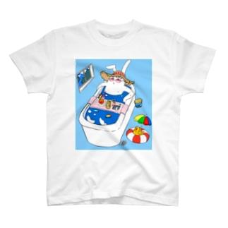 夏の暑さにも負けないMCミサキング T-shirts