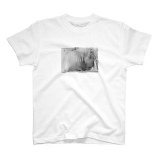 眠たげなハムスター T-shirts