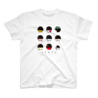 ぺんつ T-shirts