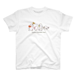 たらこくちびるツアー T-shirts