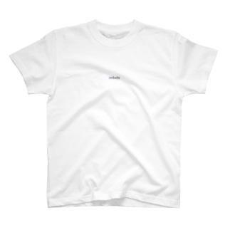 青カビゲームちゃんねるグッズ T-shirts