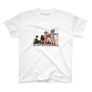 ルナ・パーク(フォト) T-shirts