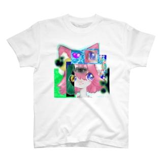 混沌の猫 T-shirts