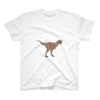 馬小屋のカルノタウルス T-shirts