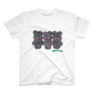 ねず型プクくん T-shirts