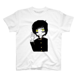 自殺ウィル T-shirts
